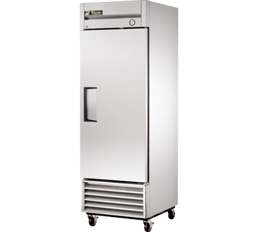 True T-23F 23 Cu Ft Reach-In One-Section Freezer