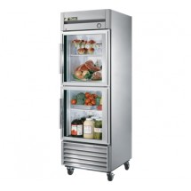True T-23G-2 23 Cu Ft Reach-In One-Section Refrigerator
