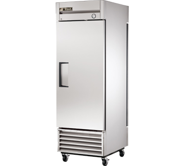 True T-23PT 23 Cu Ft Pass-Thru One-Section Refrigerator
