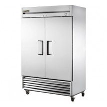 True T-49F 49 Cu Ft Reach-In Two-Section Freezer