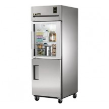 True TA1R-1HG / 1HS 31 Cu Ft Reach-In One-Section Refrigerator
