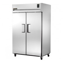 True TA2R-2S 56 Cu Ft Reach-In Two-Section Refrigerator