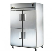 True TA2R-4HS 56 Cu Ft Reach-In Two-Section Refrigerator