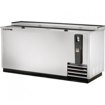 True TD-65-24-S Flat-Top Can / Bottle Cooler