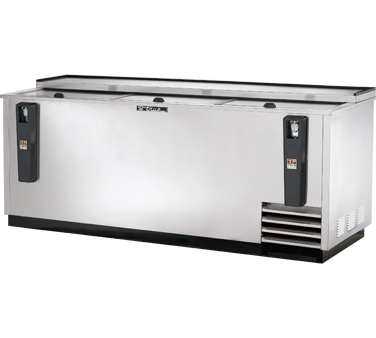 True TD-80-30-S Flat-Top Can / Bottle Cooler