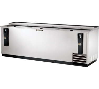 True TD-95-38-S Flat-Top Can / Bottle Cooler