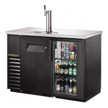True TDB-24-48-1-G-1 1/6 Keg Club Top Draft Beer Cooler