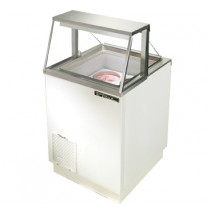 True TDC-27 4.6 Cu Ft Ice Cream Dipping Cabinet