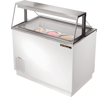 Delicieux True TDC 47 12.7 Cu Ft Ice Cream Dipping Cabinet