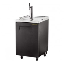 True TDD-1 1 Keg Club Top Draft Beer Cooler