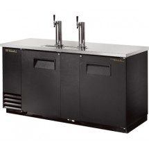 True TDD-3 3 Keg Club Top Draft Beer Cooler