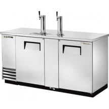 True TDD-3-S 3 Keg Club Top Draft Beer Cooler