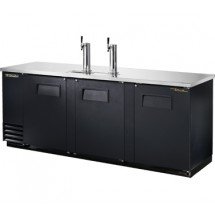 True TDD-4 4 Keg Club Top Draft Beer Cooler