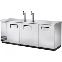 True TDD-4-S 4 Keg Club Top Draft Beer Cooler