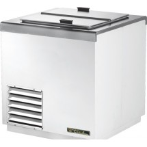 True THDC-4 7.2 Cu Ft Horizontal Ice Cream Dipping Cabinet