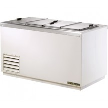 True THDC-8 16.1 Cu Ft Horizontal Ice Cream Dipping Cabinet