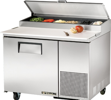 True TPP-44 11.4 Cu Ft Pizza Prep Table