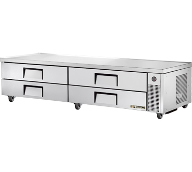 True TRCB-96 95-1/2 Refrigerated Chef Base
