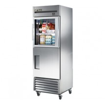 True TS-23-1-G-1 23 Cu Ft Reach-In One-Section Refrigerator
