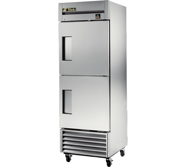 True TS-23-2 23 Cu Ft Reach-In One-Section Refrigerator