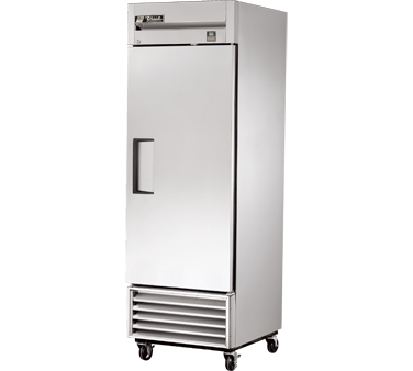 True TS-23 23 Cu Ft Reach-In One-Section Refrigerator