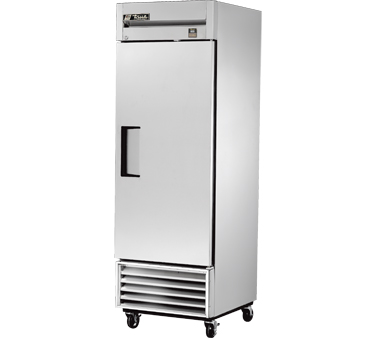 True TS-23F 23 Cu Ft Reach-In One-Section Freezer