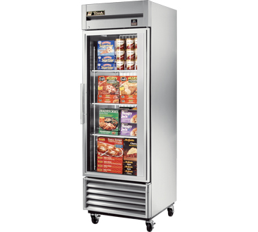 True TS-23FG 23 Cu Ft Reach-In One-Section Freezer