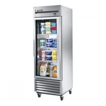 True TS-23G 23 Cu Ft Reach-In One-Section Refrigerator