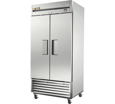 True TS-35F 35 Cu Ft Reach-In Two-Section Freezer