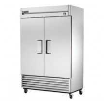 True TS-49 49 Cu Ft Reach-In Two-Section Refrigerator