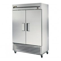 True TS-49F 49 Cu Ft Reach-In Two-Section Freezer
