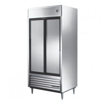 True TSD-33 33 Cu Ft Reach-In Two-Section Refrigerator