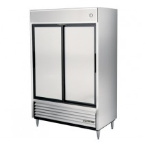 True TSD-47 47 Cu Ft Reach-In Two-Section Refrigerator