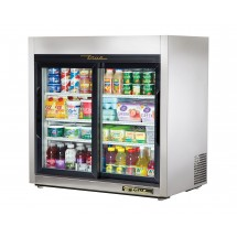 True TSD-9G 8.2 Countertop Slding Glass Door Refrigerated Merchandiser