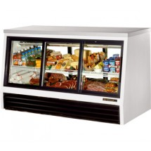 True TSID-72-6-L 25 Cu Ft  Low Height Refrigerated Deli Case