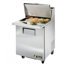 True TSSU-27-12M-B 6.5 Cu Ft Mega Top Sandwich / Salad Prep Table