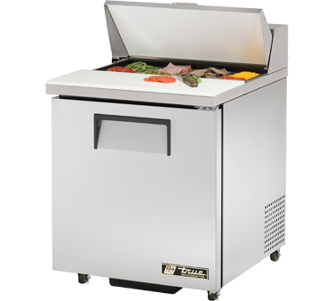True TSSU-27-8-ADA 6.5 Cu Ft Sandwich / Salad Prep Table
