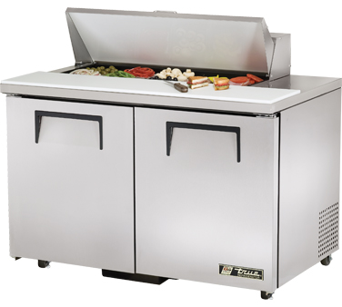 True TSSU-48-10-ADA 12 Cu Ft Sandwich / Salad Prep Table