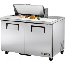 True TSSU-48-8 12 Cu Ft Sandwich / Salad Prep Table