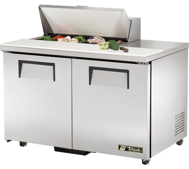 True TSSU-48-8-ADA 12 Cu Ft Sandwich / Salad Prep Table
