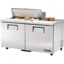 True TSSU-60-10-ADA 15.5 Cu Ft Sandwich / Salad Prep Table With 11-3/4