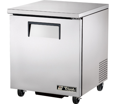 True TUC-27F 6.5 Cu Ft Undercounter Freezer