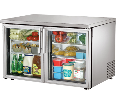 True TUC-48G-LP 12 Cu Ft Low Profile Undercounter Refrigerator