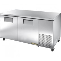 True TUC-67F 20.6 Cu Ft Deep Undercounter Freezer