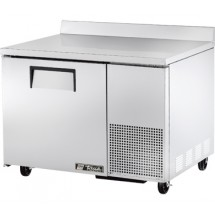 True TWT-44F 11.4 Cu Ft One-Section Work Top Freezer