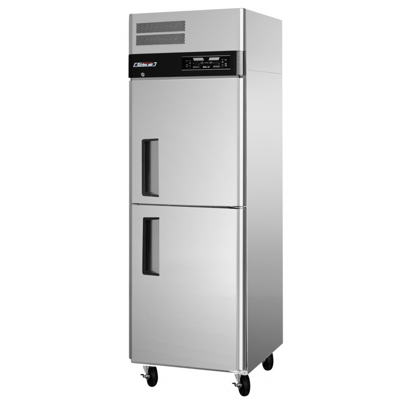 Turbo Air JRF-19 One-Section Two-Door Dual Temperature Freezer / Refrigerator