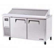 Turbo Air JST-60 Two Section Side Mount Sandwich/Salad Unit