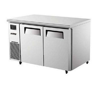 Turbo Air JUR-48 Two Section Undercounter Refrigerator