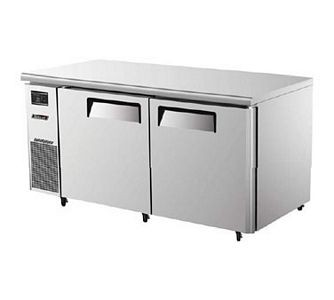 Turbo Air JUR-60 Two Section Undercounter Refrigerator
