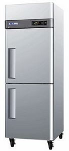 Turbo Air M3F24-2 One-section Reach-In Half-Door Freezer